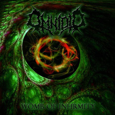 OMNIOID | Womb Of Infirmity CD