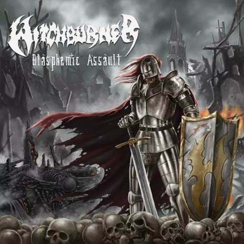 Witchburner | Blasphemic Assault CD