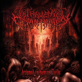 INTRAVENOUS CONTAMINATION | Drowned In Human Fluids CD