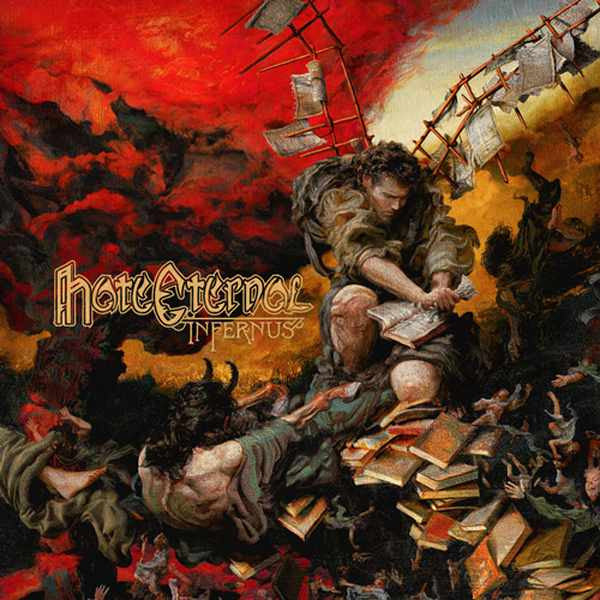 HATE ETERNAL | Infernus CD