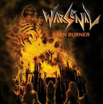 Warsenal ‎– Barn Burner CD