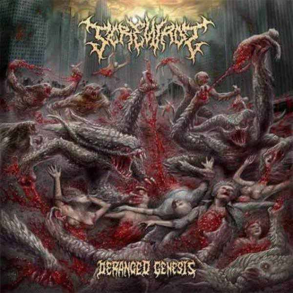 SCREWROT | Deranged Genesis CD