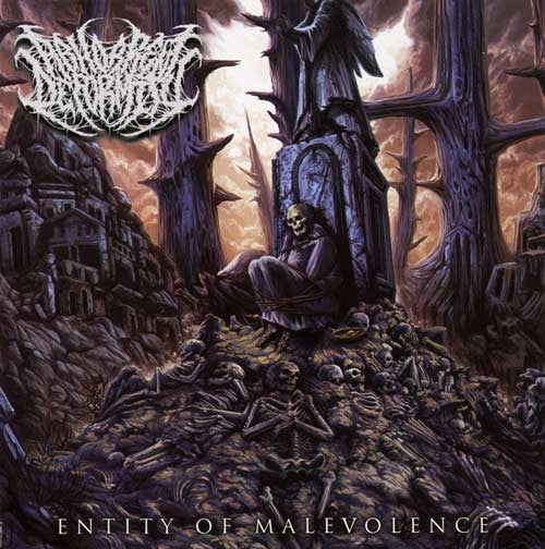 ABHORRENT DEFORMITY | Entity Of Malevolence CD