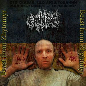 CANNIBE - Beast of Zhytomyr CD