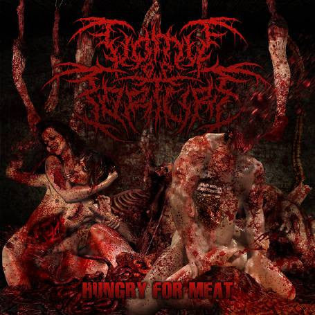 VOMIT OF TORTURE - Hunger By Meat CD