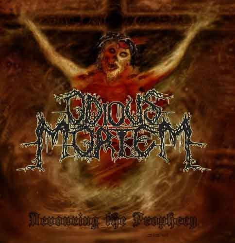 ODIOUS MORTEM | Devouring The Prophecy CD