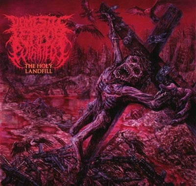 PUTRIEFIED J / Domestic Terror  SPLIT CD