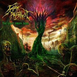 SEVERE PUNISHMENT - THE LAST GREEN SOUL CD