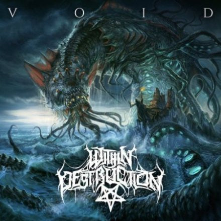 WITHIN DESTRUCTION | Void CD