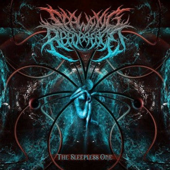SPAWNING ABHORRENCE | The Sleepless Once DIGIPACK CD