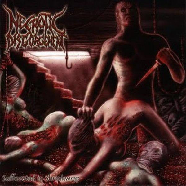 NECROTIC DISGORGEMENT | Suffocated in Shrinkwrap CD