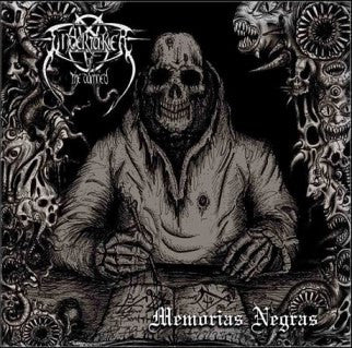 UNDERTAKER OF THE DAMNED | Memorias Negras CD