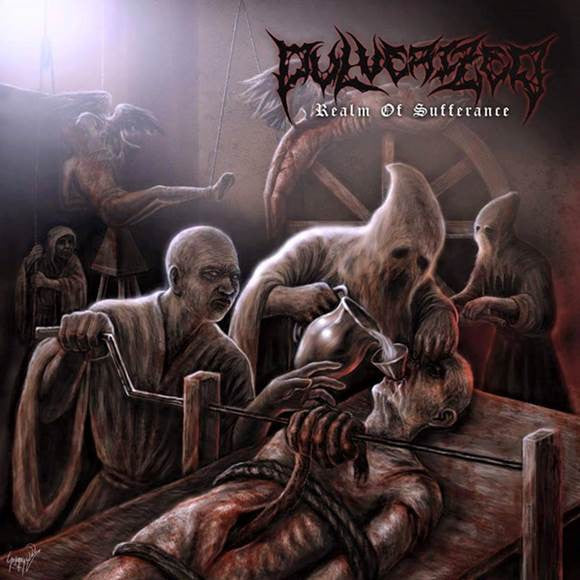 PULVERIZED | Realm Of Sufferance EP CD