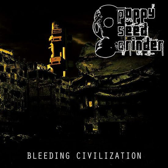Poppy Seed Grinder - bleeding civilization CD