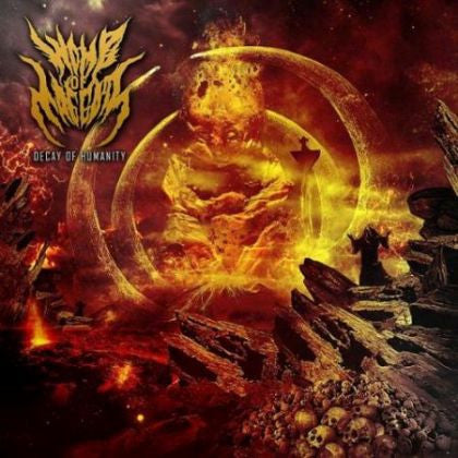 WOMB OF MAGGOTS | Decay Of Humanity CD