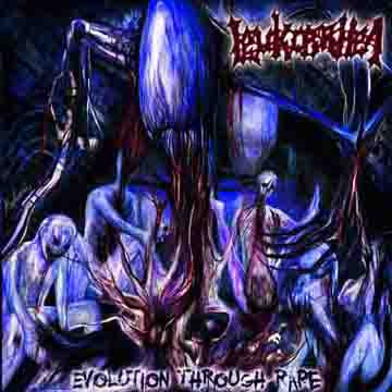 LEUKORRHEA | Evolution Through Rape CD