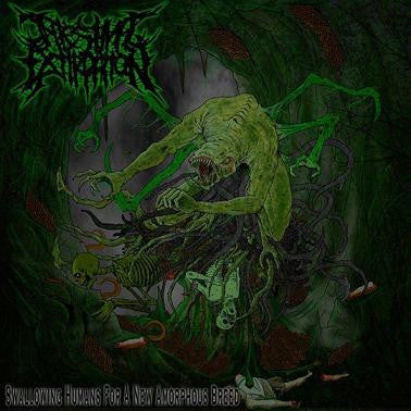 INTESTINAL EXTERIPATION | Swallowing Humans for a New Amorphous Breed CD