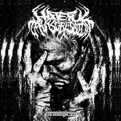 Hateful Transgression ‎– Meaningless EP CD