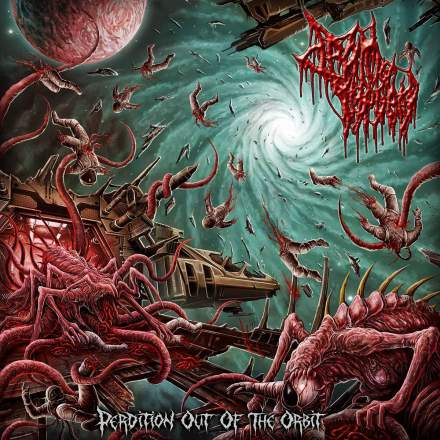 Drain Of Impurity ‎– Perdition Out Of The Orbit CD
