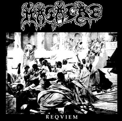 MASACRE | Requiem CD