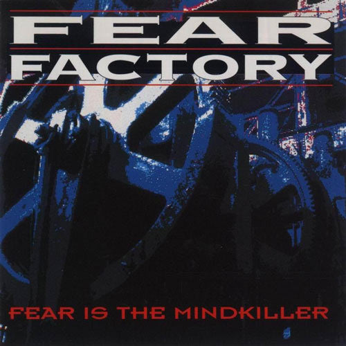FEAR FACTORY | Fear Is The Mind Killer EP CD