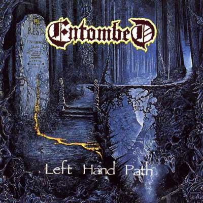 ENTOMBED | Left Hand Path CD
