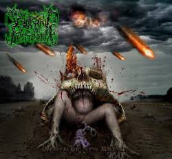 WORSHIP THE PESTILENCE / ACROTOMOFILIA | Blood and Flesh Tribute / Birth of New Breed SPLIT PRO CD-R