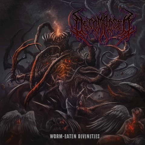 Decomposed - Worm-Eaten Divinities EP CD