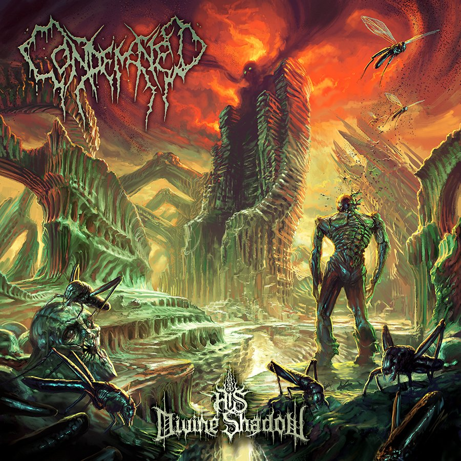 Condemned – His Divine Shadow CD