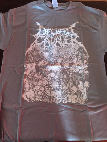 Decrepit Cadaver - Inhumanity awaits for its blood feast -  Grey TS