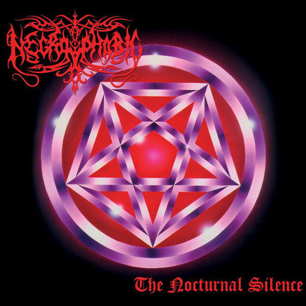 Necrophobic ‎– The Nocturnal Silence CD