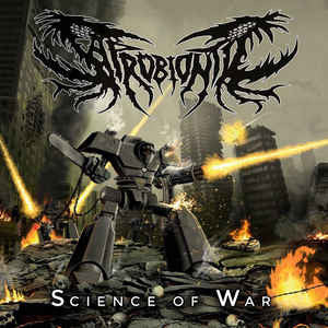 Saprobiontic ‎– Science Of War CD
