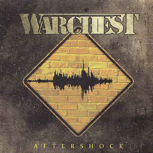 Warchest ‎– Aftershock DIGIPACK CD