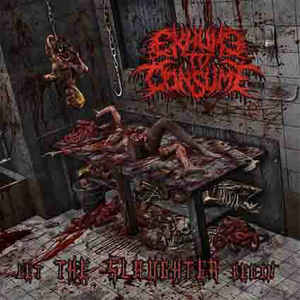 Exhume to Consume ‎– Let the Slaughter Begin CD
