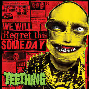 Teething ‎– We Will Regret This Someday CD