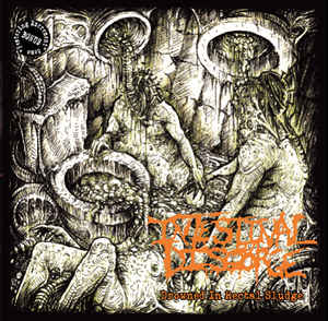 Intestinal Disgorge ‎– Drowned In Rectal Sludge CD