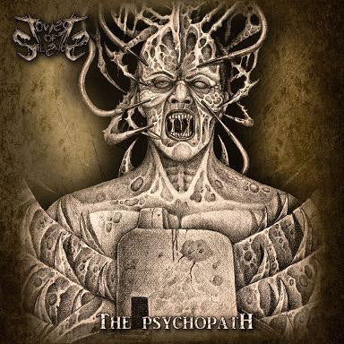 Tower Of Silence ‎– The Psychopath CD