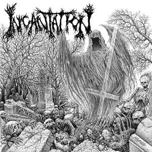 Incantation ‎– Rotting Spiritual Embodiment  LIVE Official CD