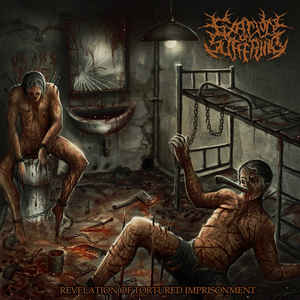 Fixation On Suffering ‎– Revelation Of Tortured Imprisonment  CD