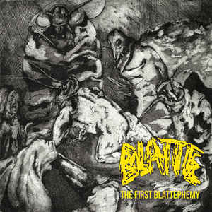 Blatte ‎– The First Blattephemy PRO CD-R