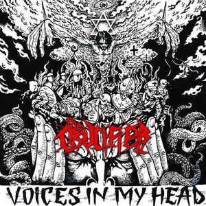 Crucifier  ‎– Voices In My Head CD