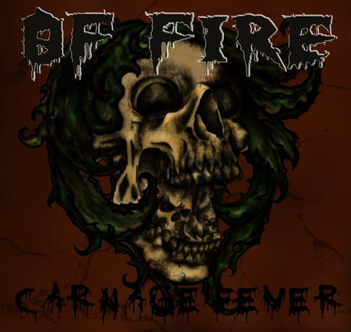 Of Fire ‎– Carnage Fever CD