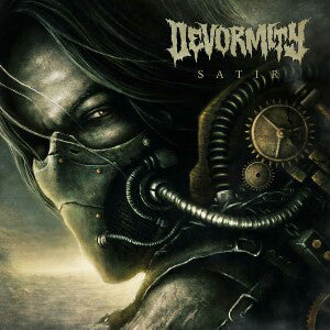 Devormity ‎– Satir Demo CD (Cardboard sleeve)