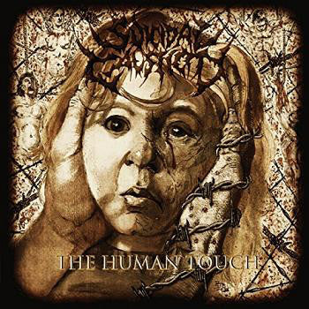 Suicidal Causticity ‎– The Human Touch CD