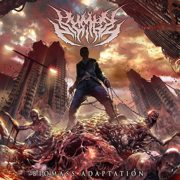 Human Nihility ‎– Biomass Adaptation CD