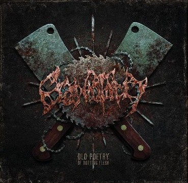 Craniotomy ‎– Old Poetry Of Rotting Flesh CD