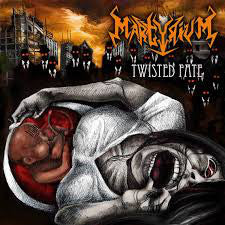 Martyrium ‎– Twisted Fate CD