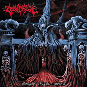 Concrete  ‎– Domain Of Untold Horrors CD