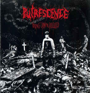 Putrescence ‎– Voiding Upon The Pulverized CD
