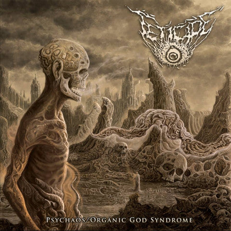 Feticide ‎– Psychaos / Organic God Syndrome CD